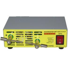 измеритель аккумуляторов и батареек АСК2.5.10.1