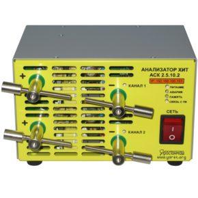 измеритель аккумуляторов и батареек АСК2.5.10.2