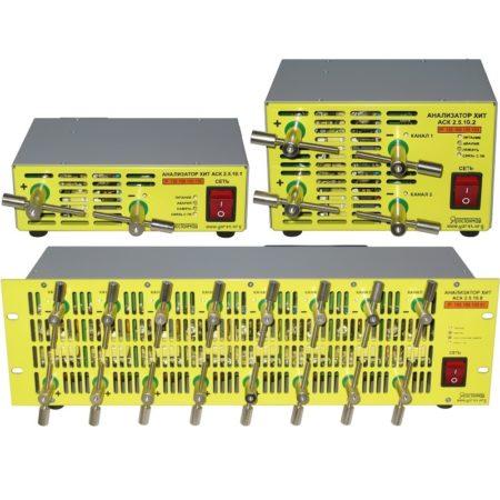 измерители аккумуляторов и батареек АСК