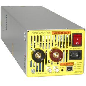 измеритель аккумуляторов и аккумуляторных батарей АСК50.48.650.1