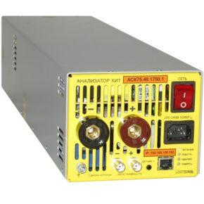 измеритель аккумуляторов и аккумуляторных батарей АСК75.48.1750.1