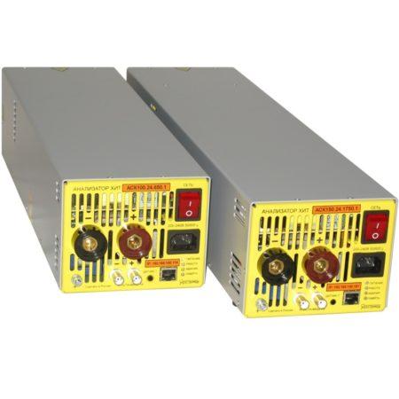 измерители аккумуляторов и аккумуляторных батарей АСК