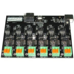 внешняя плата АЦП USB самописец МРД420.6Г